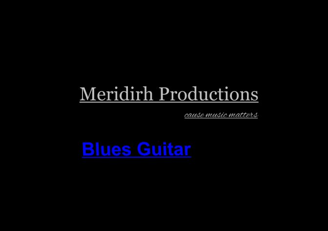 #Let's Play | Heyho Blues (I'm new to you) | Original Fingerstyle Blues