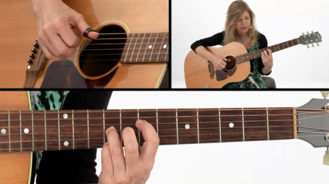 3 Finger Chord Form